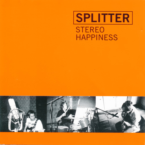 Cover - Stereo Happiness (CD)